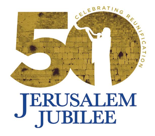 50 Jerusalem Jubilee