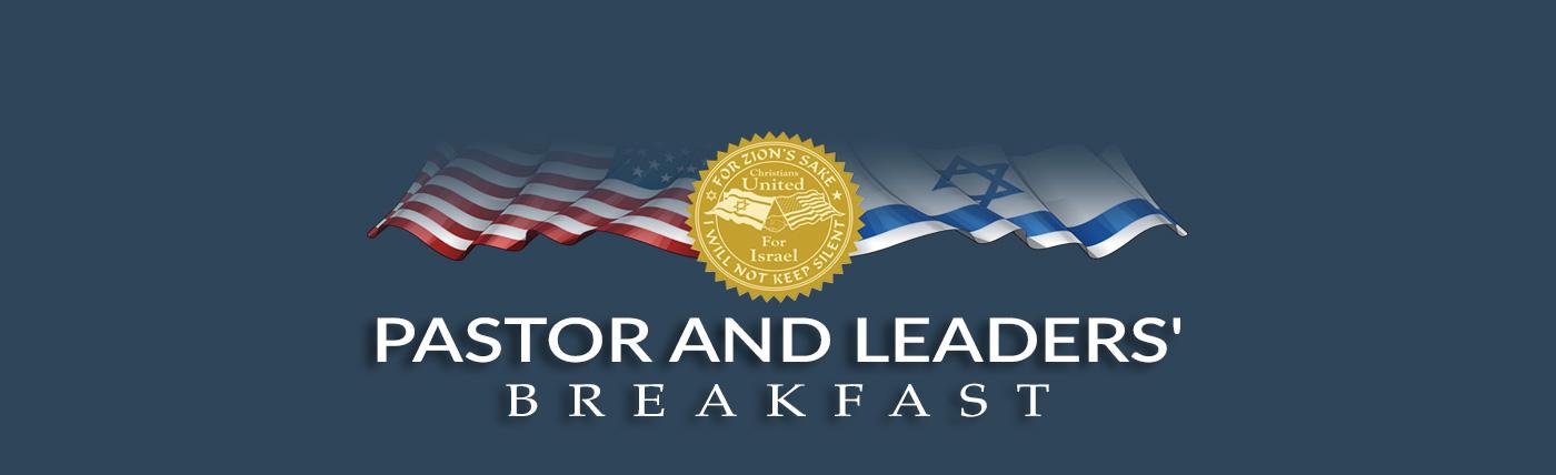 Mar. 1st  Miami, FL Pastor's Breakfast
