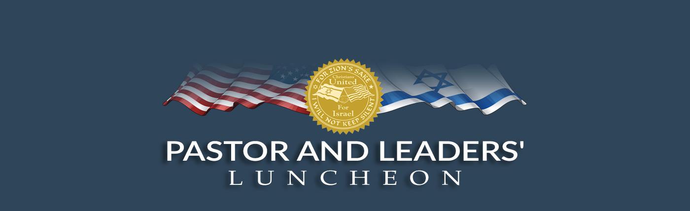 Oct 8th Greenville, SC Mariott Pastor's and Leadership Luncheon