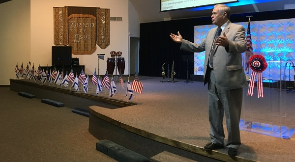 June 4 - Corpus Christi, TX - Standing With Israel