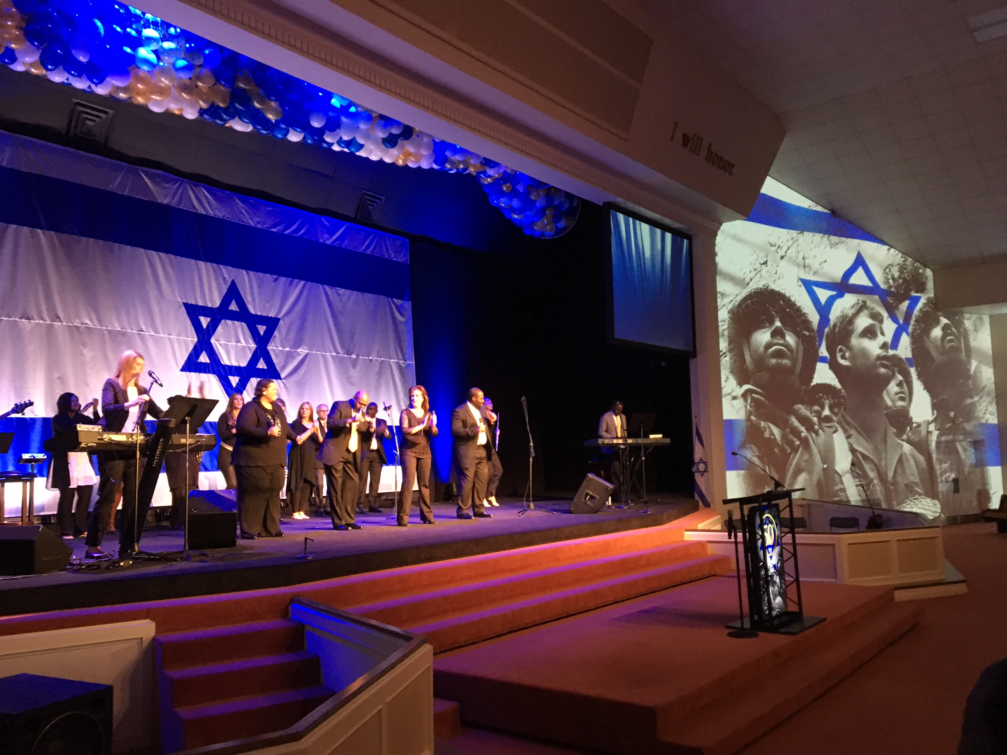 October 29 Night To Honor Israel
