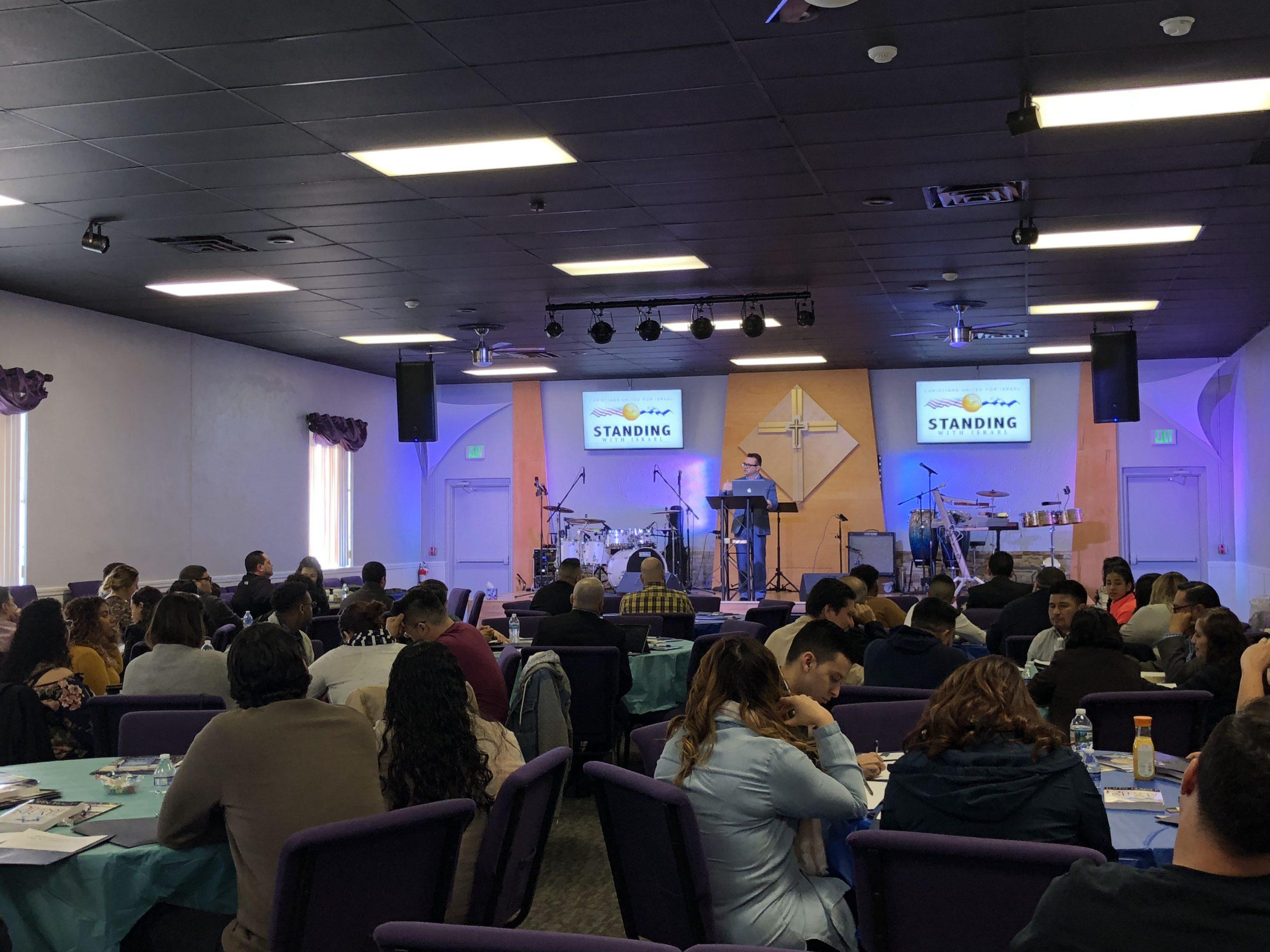 Feb 24 Southbridge, MA Bilingual Pastor's Meeting