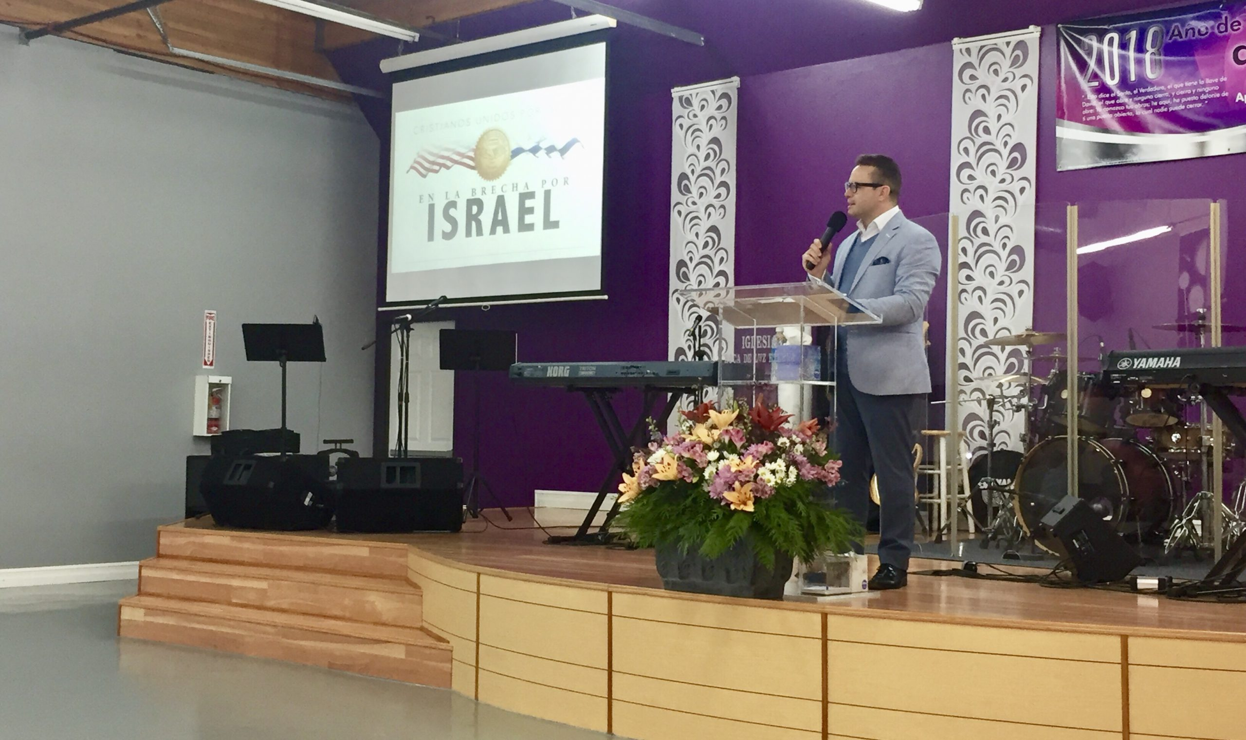 Feb 7 Hillsboro, OR Spanish Stand With Israel