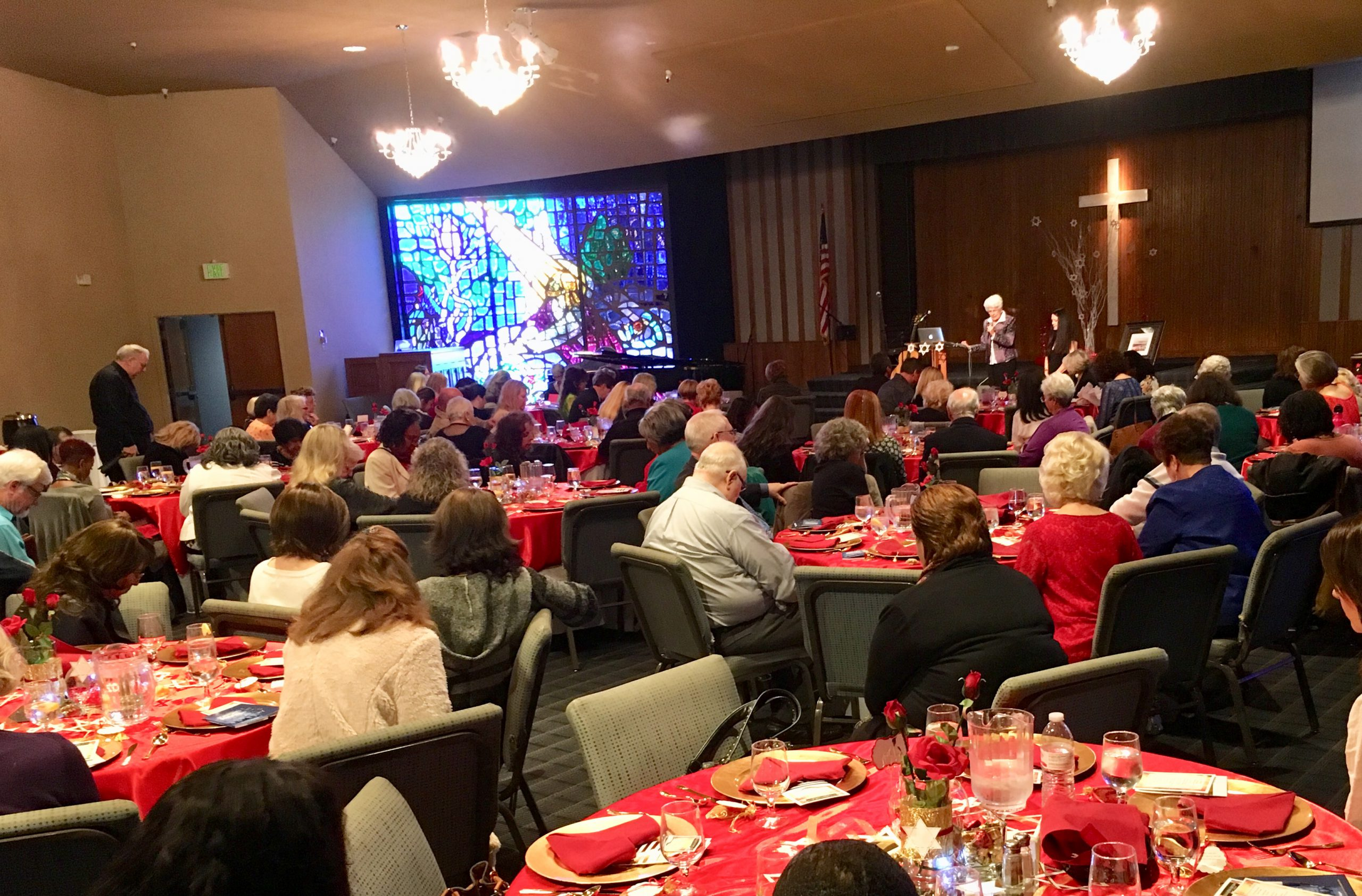 Feb 17 Sacramento, CA Daughters For Zion Luncheon