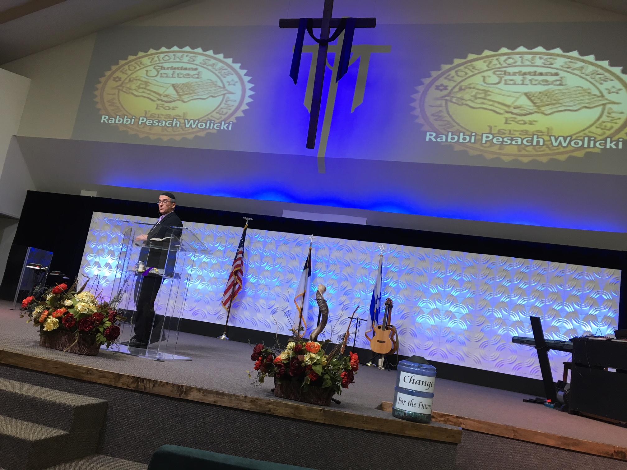 April 15 Corpus Christi, TX Stand With Israel - Bridgeway Church