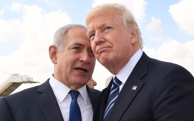 On 70th anniversary, Trump says US has 'no better friends anywhere' than Israel