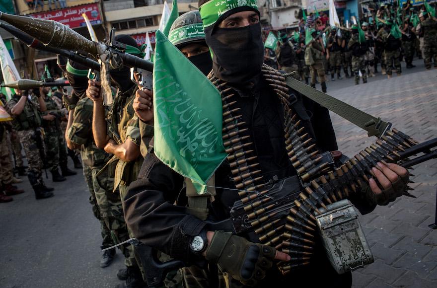 Senators urged to back bill targeting Hamas and Hezbollah for using human shields