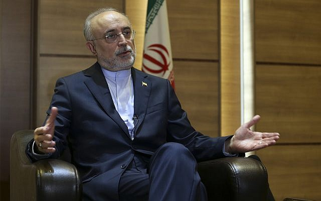 In Israel threat, Iran nuke chief warns of 'harsh' result if scientists attacked