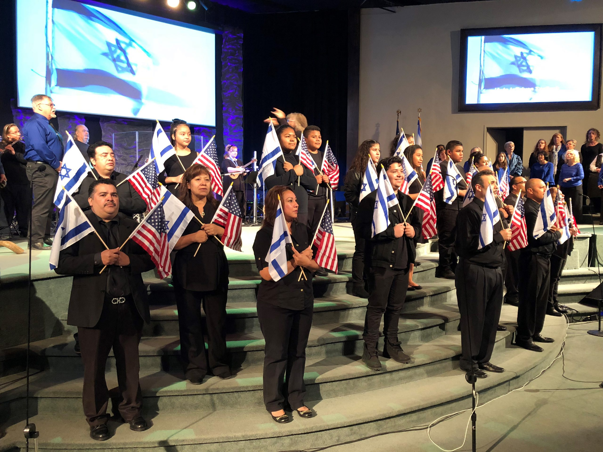 Oct 18th Moline, IL Night to Honor Israel