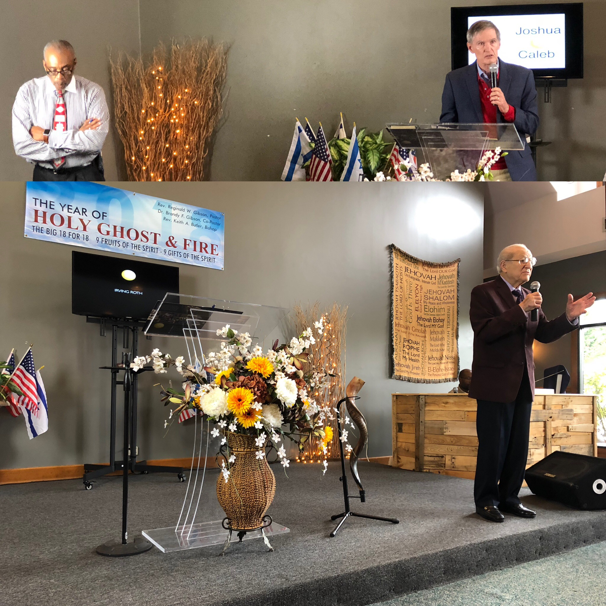 Oct 23-30th Birmingham, AL Pastor's Meeting