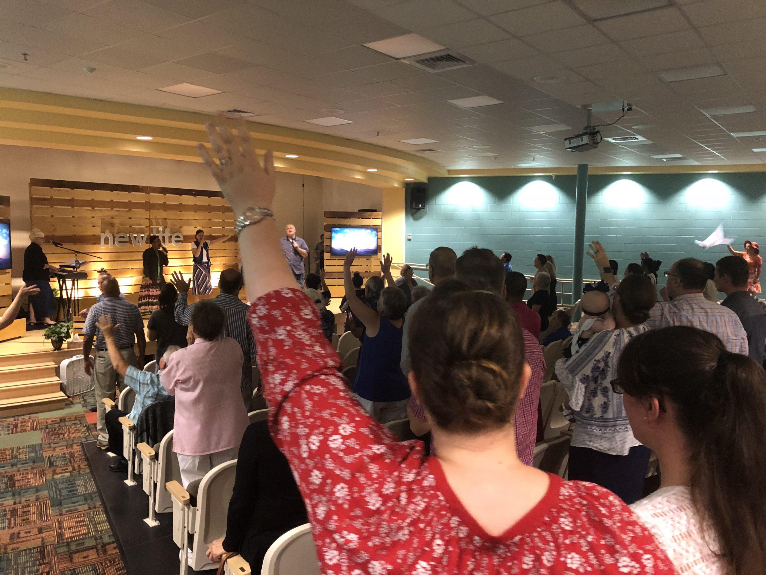 July Charlottesville, VA Pastor's Luncheon