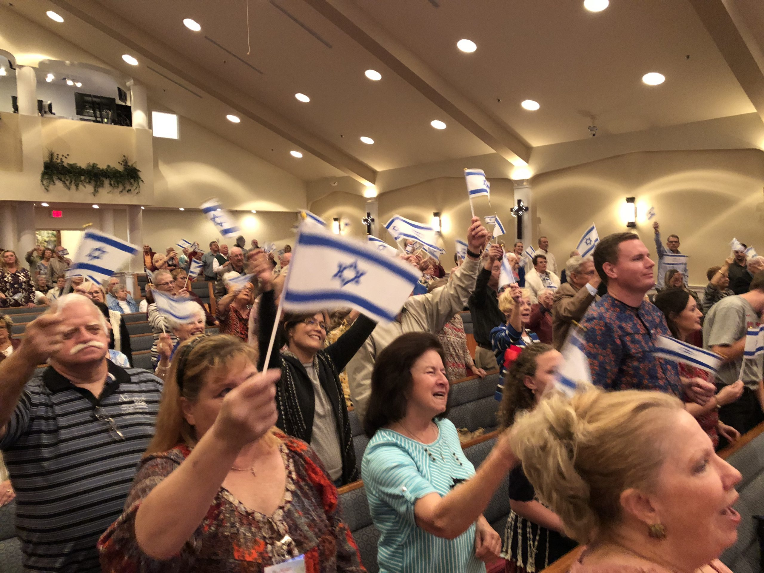 Nov 9 Myrtle Beach, SC Stand With Isreal