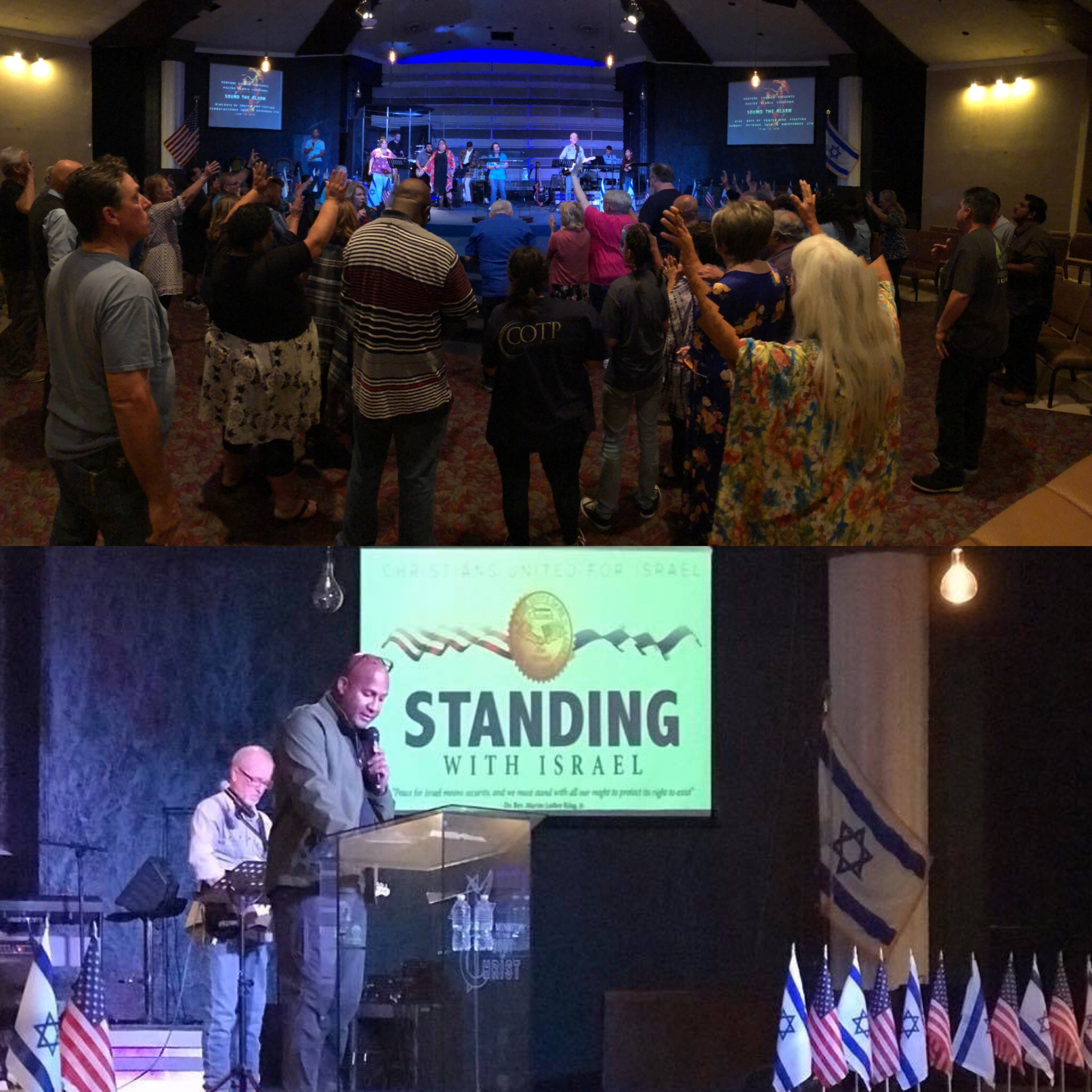 Nov 4 Corpus Christi, TX Stand With Israel