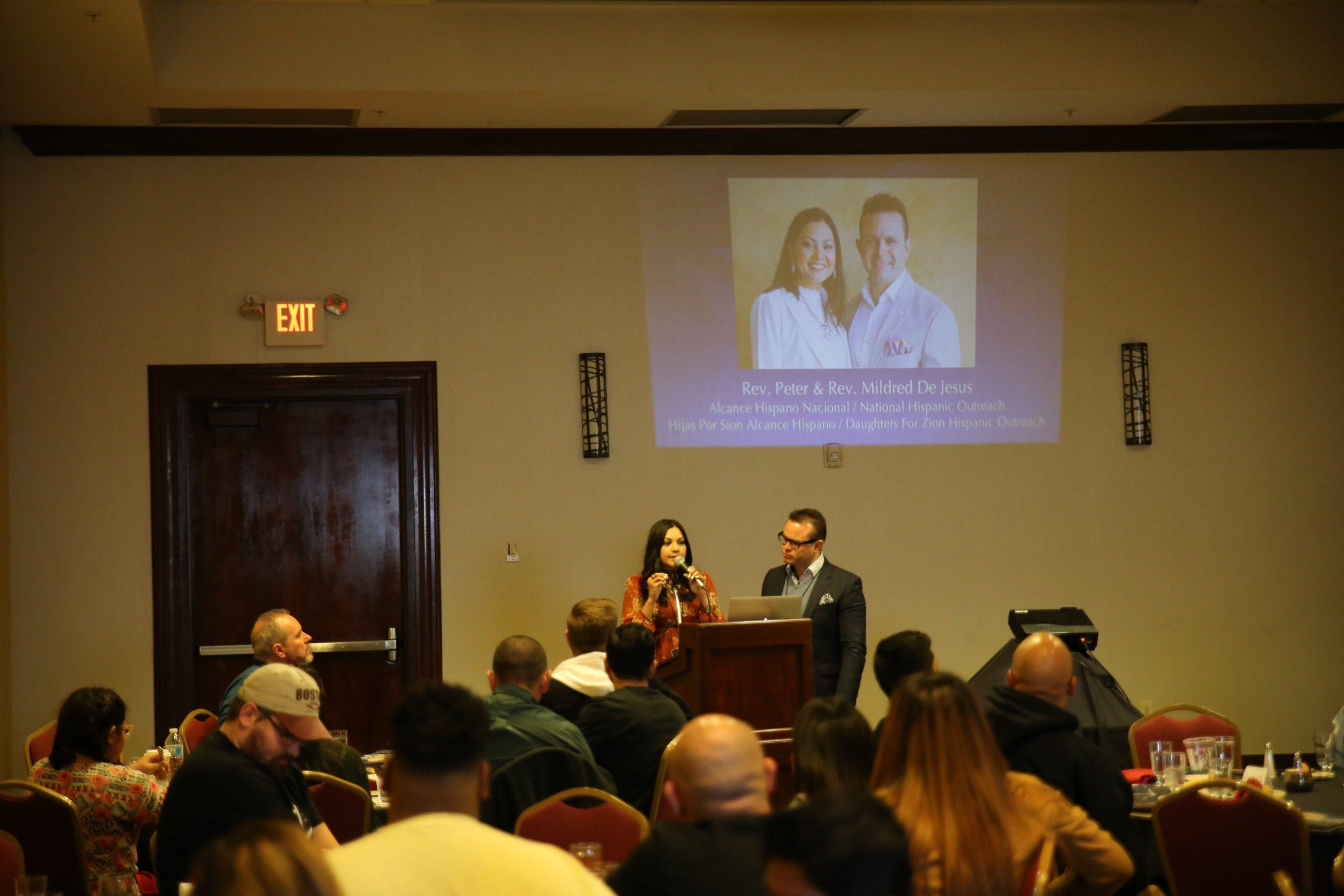 Nov 2 Indianapolis, IN Bilingual Pastor's Luncheon