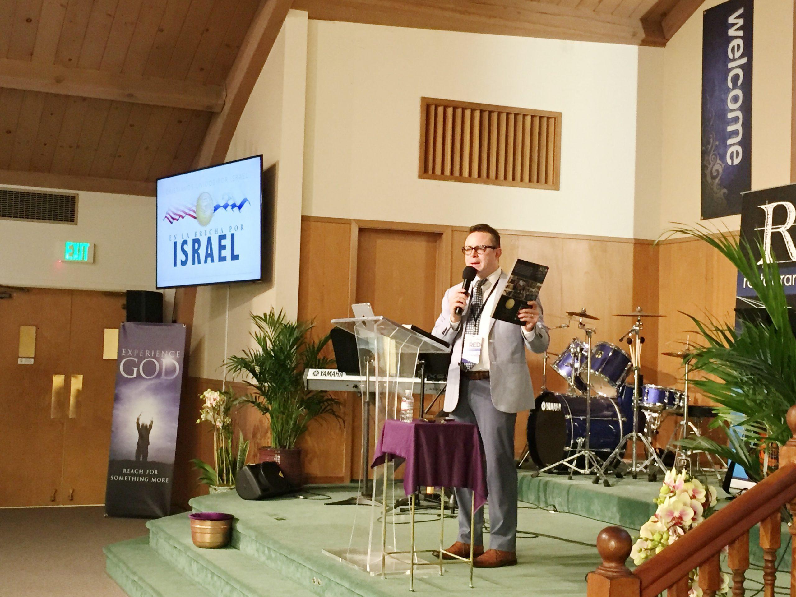 Nov 10 South San Francisco, CA Pastor's Luncheon
