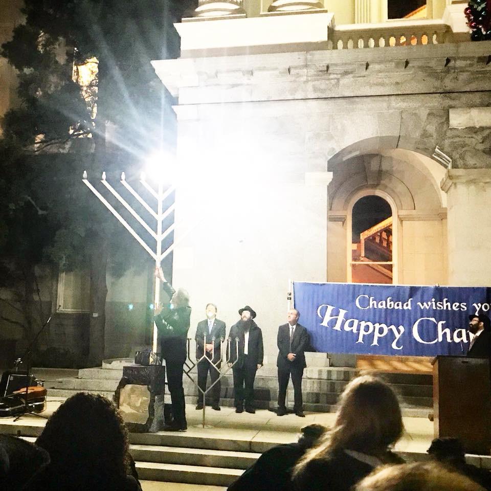 Dec 5th Sacramento, CA Chanukah Celebration