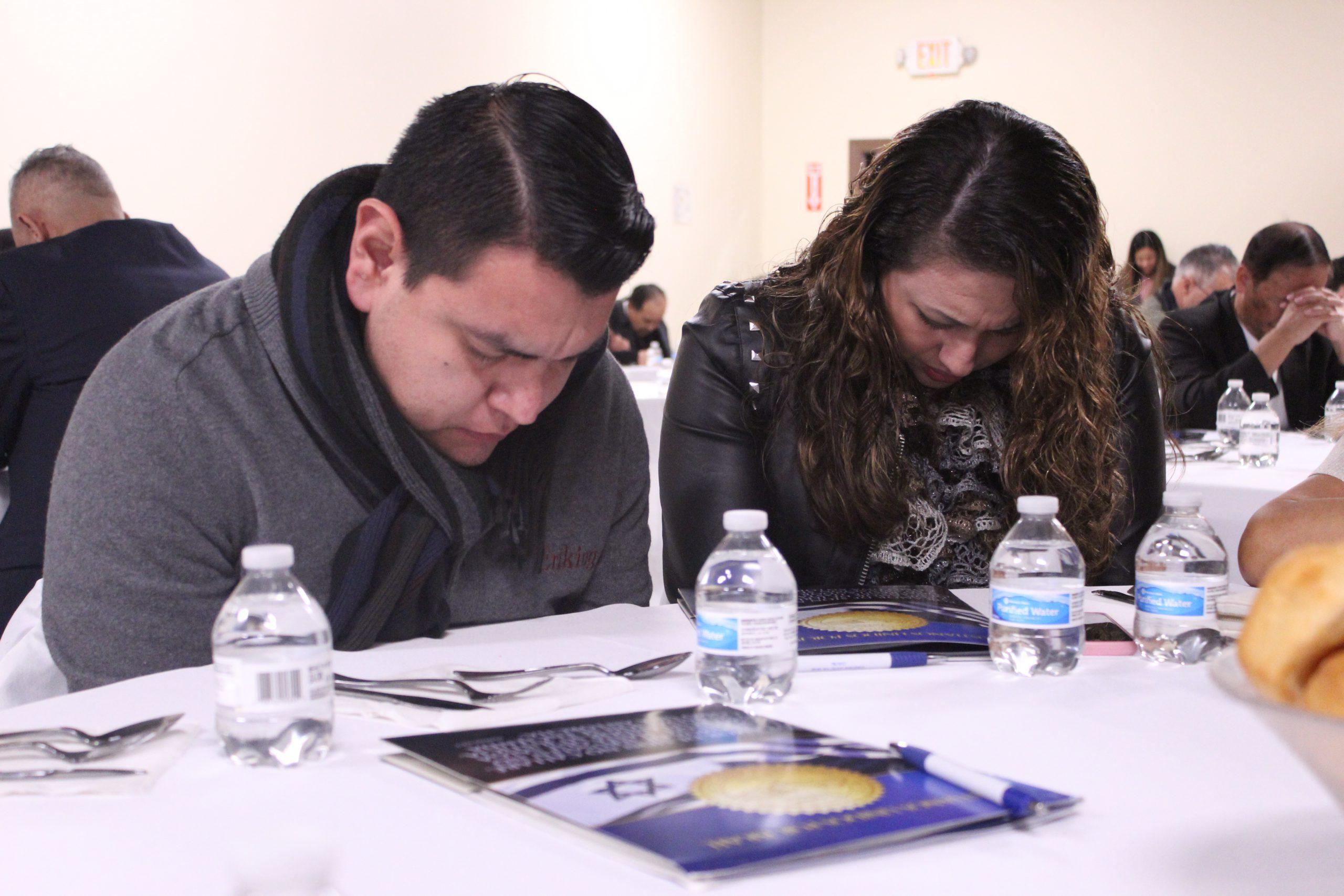 Dec 11th Greenville, SC Spanish Pastors Meeting Dinner
