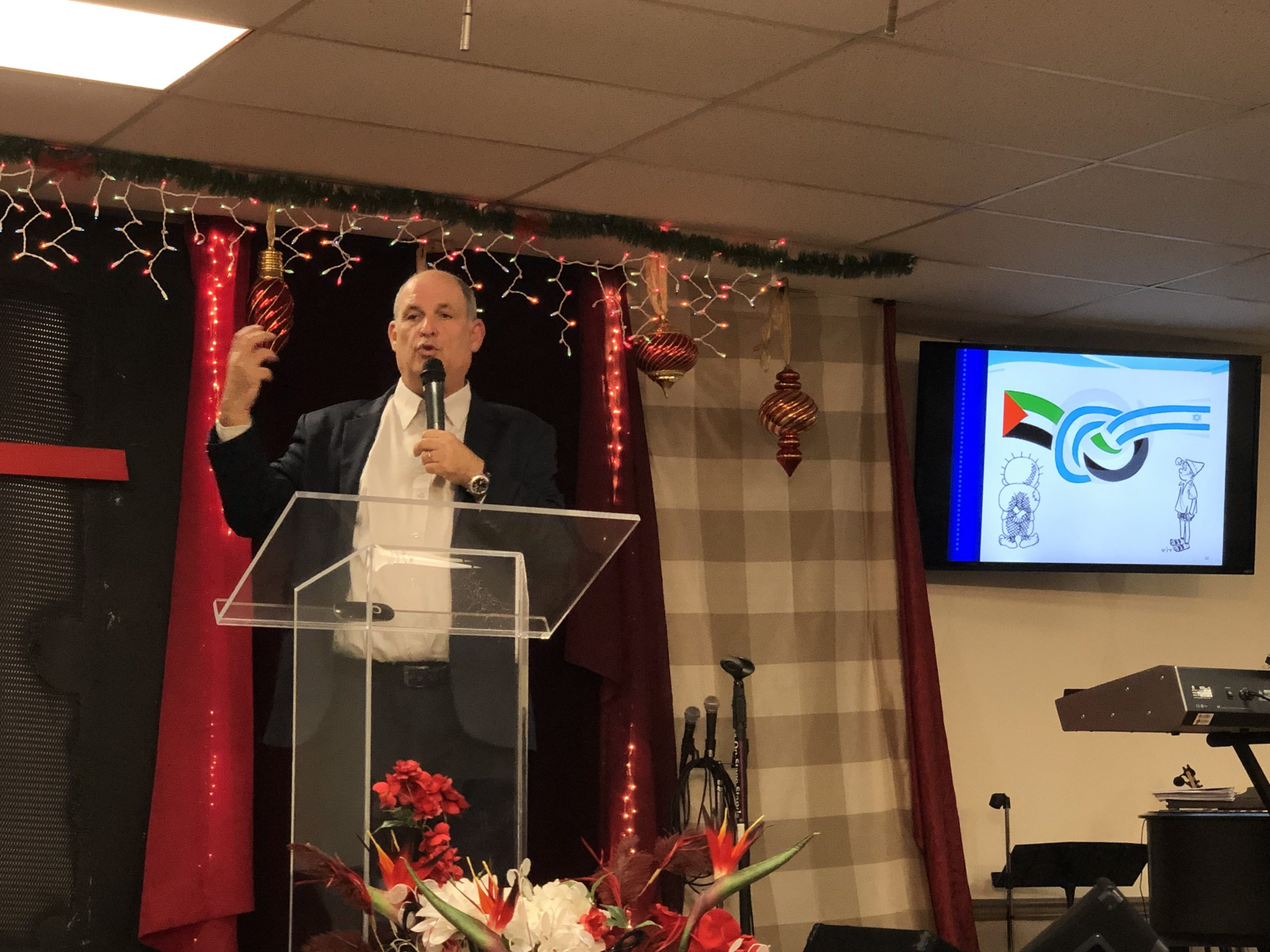 Dec 16th Spokane, WA Why Israel Event