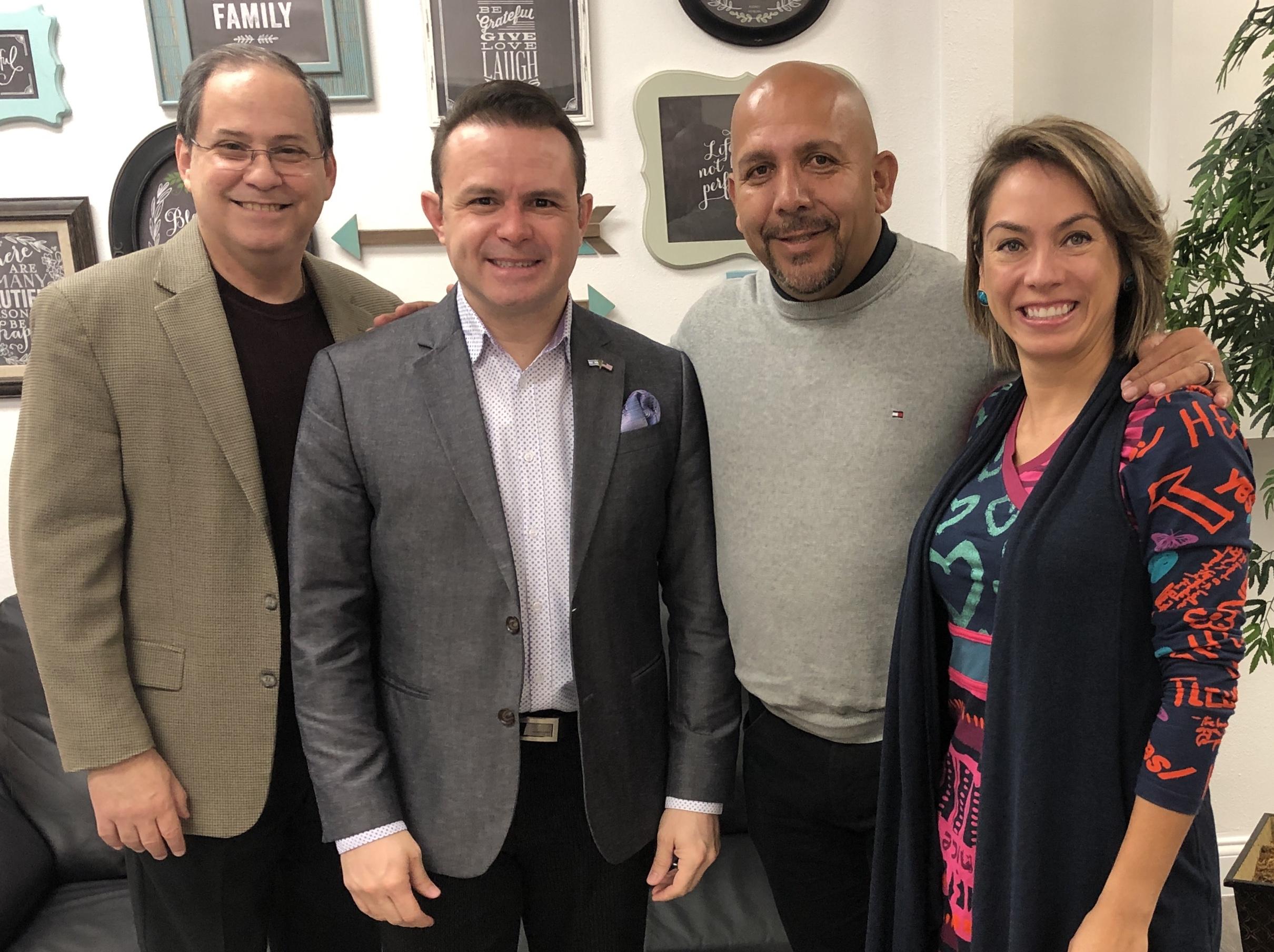 Dec 5th Orlando, FL Spanish Pastors Meeting Breakfast