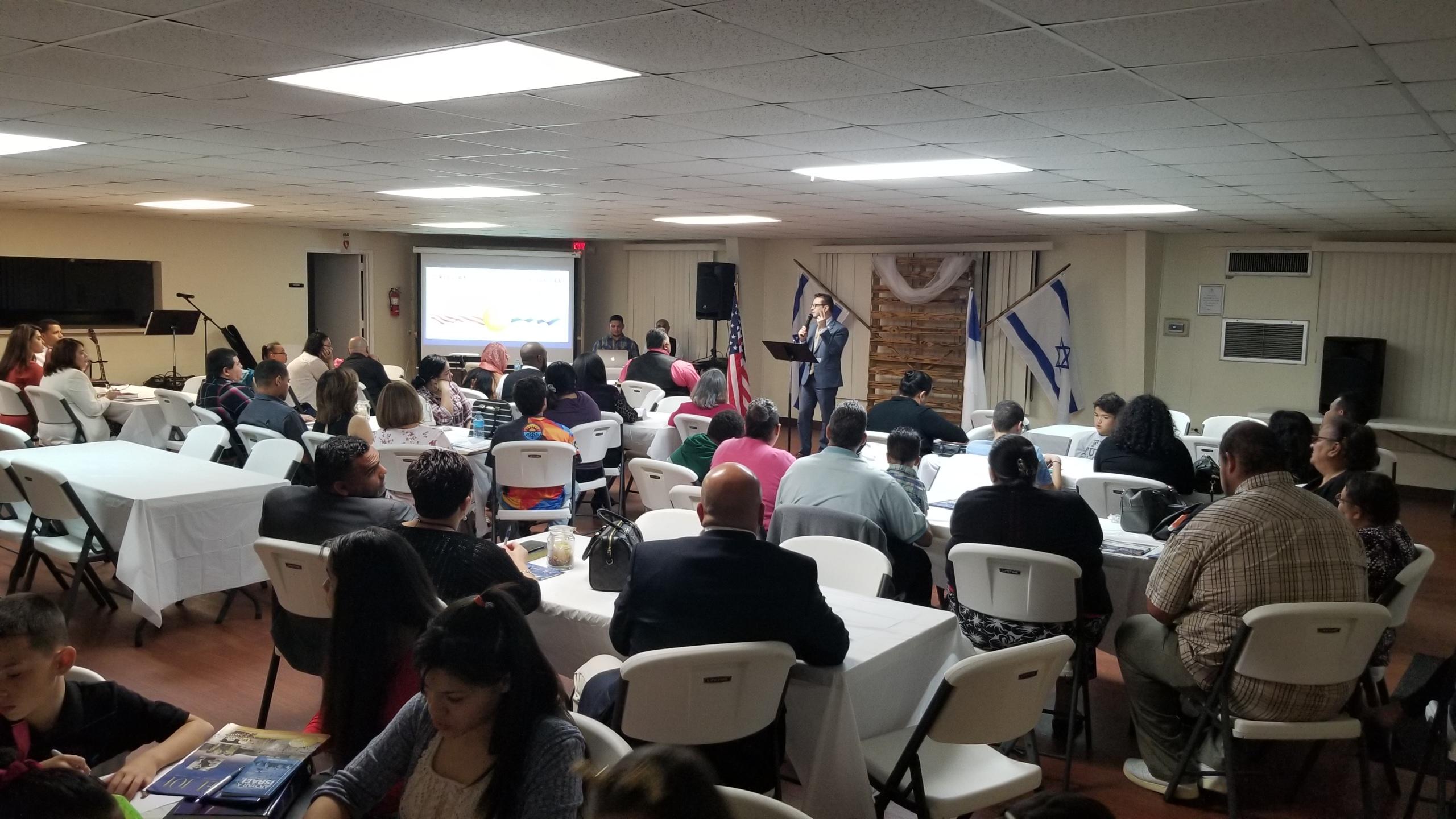 Feb. 20th Oxford, FL Spanish Why Israel Event
