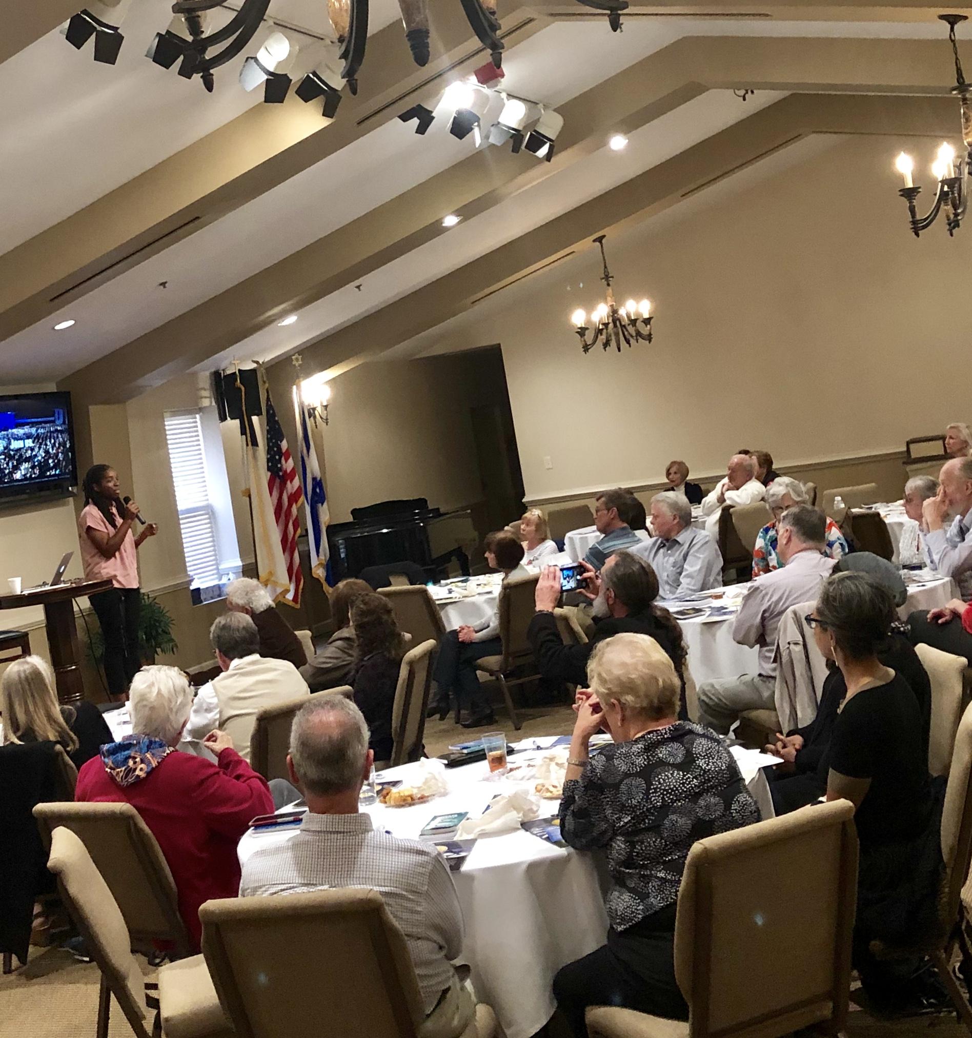 Mar. 19th Marietta, GA Israel Advocacy Luncheon