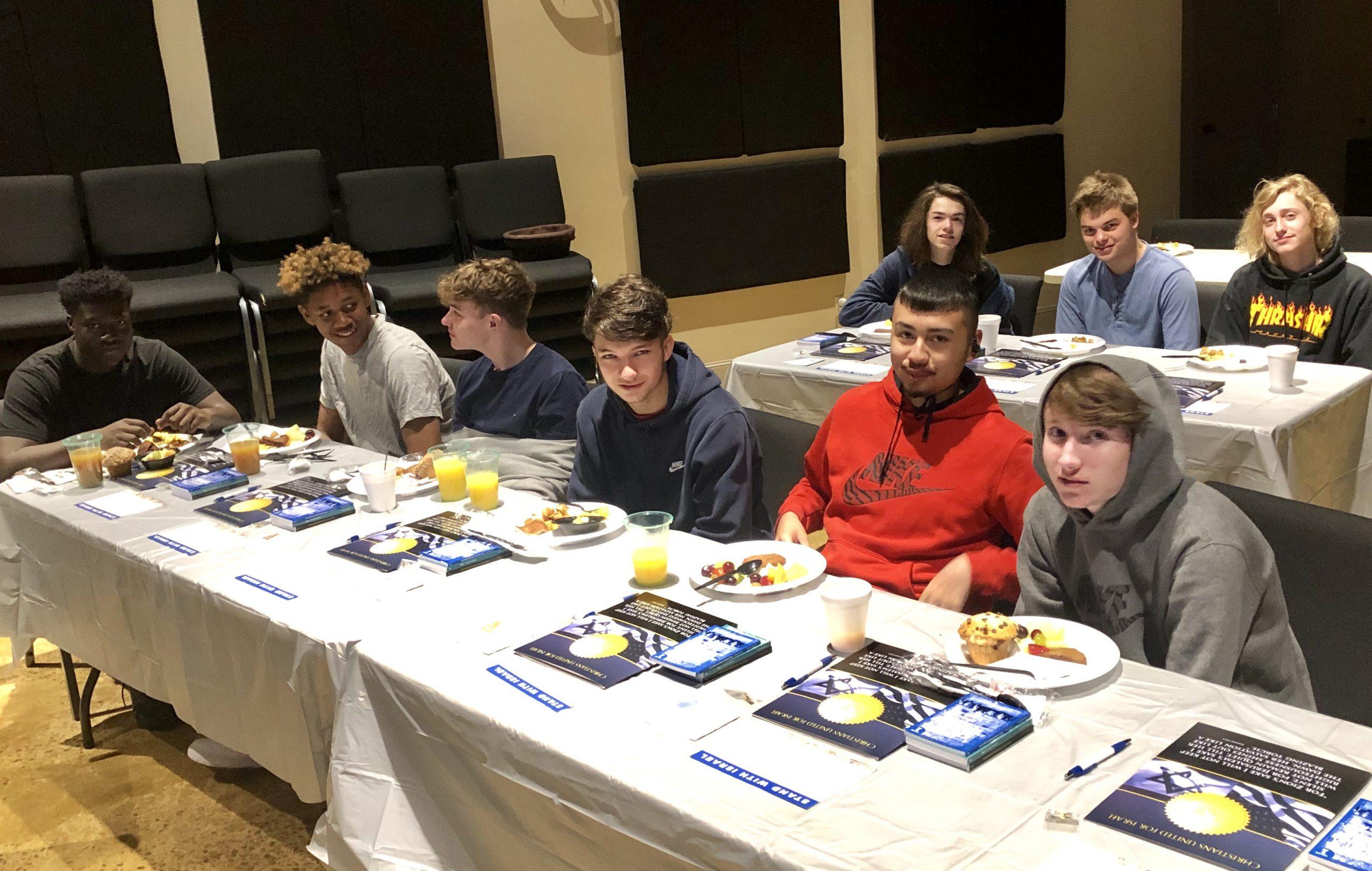 Mar. 23rd Taylors, SC Israel Advocacy Luncheon