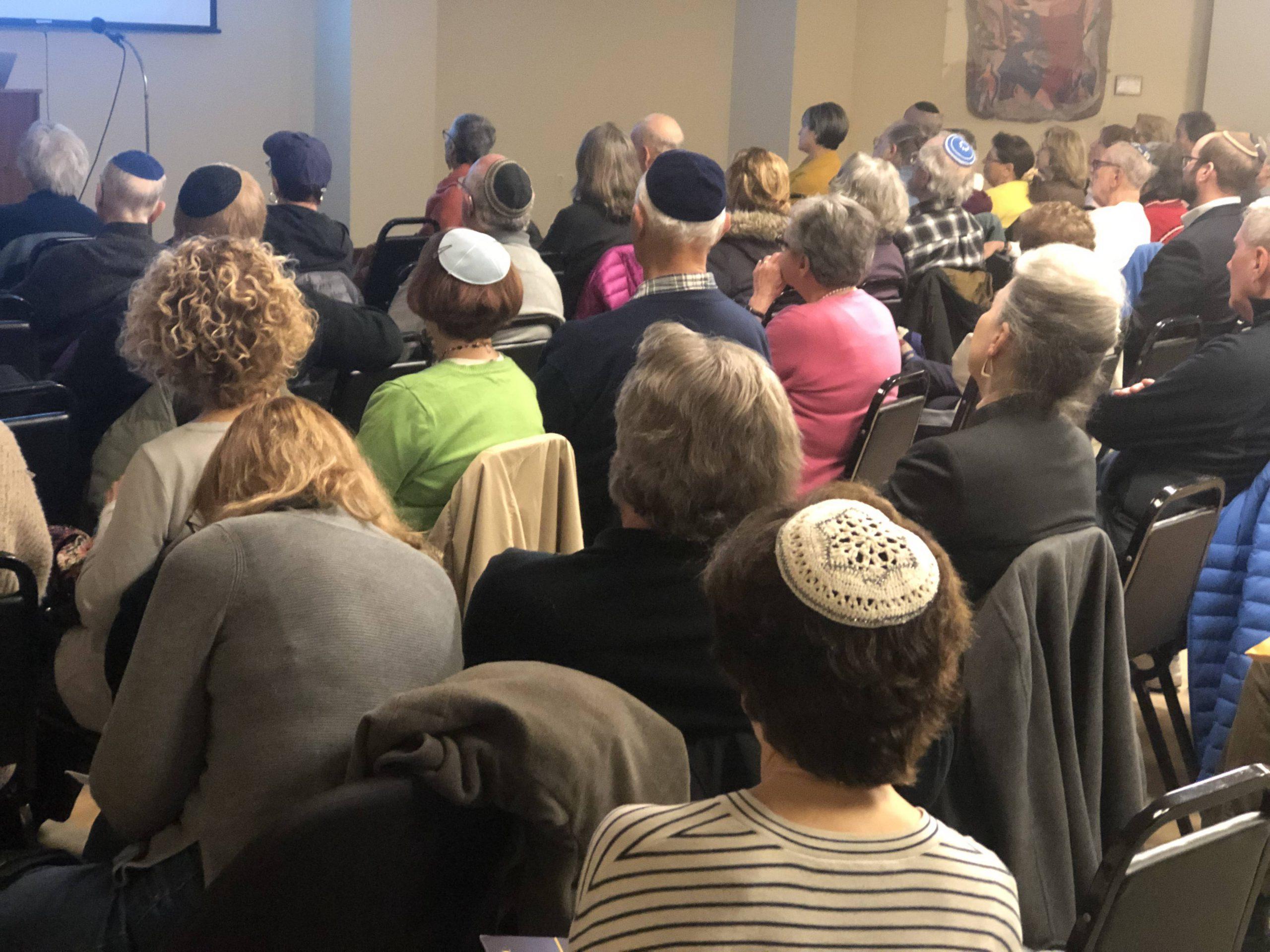 April 11 - Caldwell, NJ - Why Israel