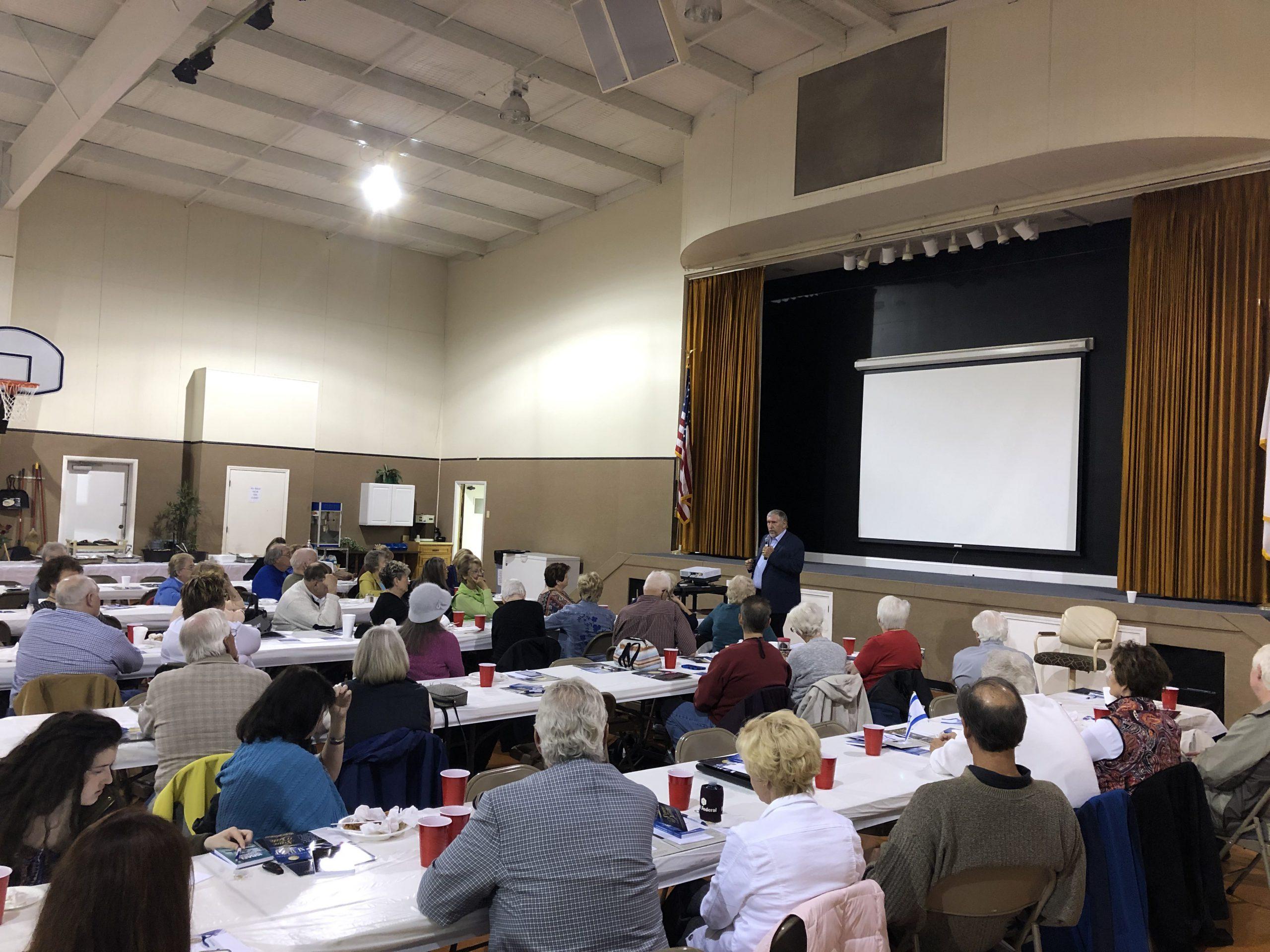 April 2 - Myrtle Beach, SC - Israel Advocacy Luncheon