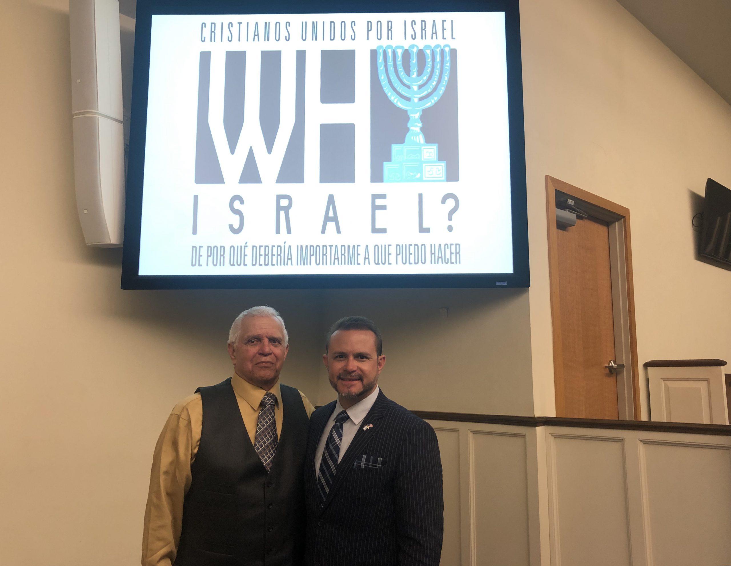 April 6 - Chambersburg, PA - Spanish Why Israel