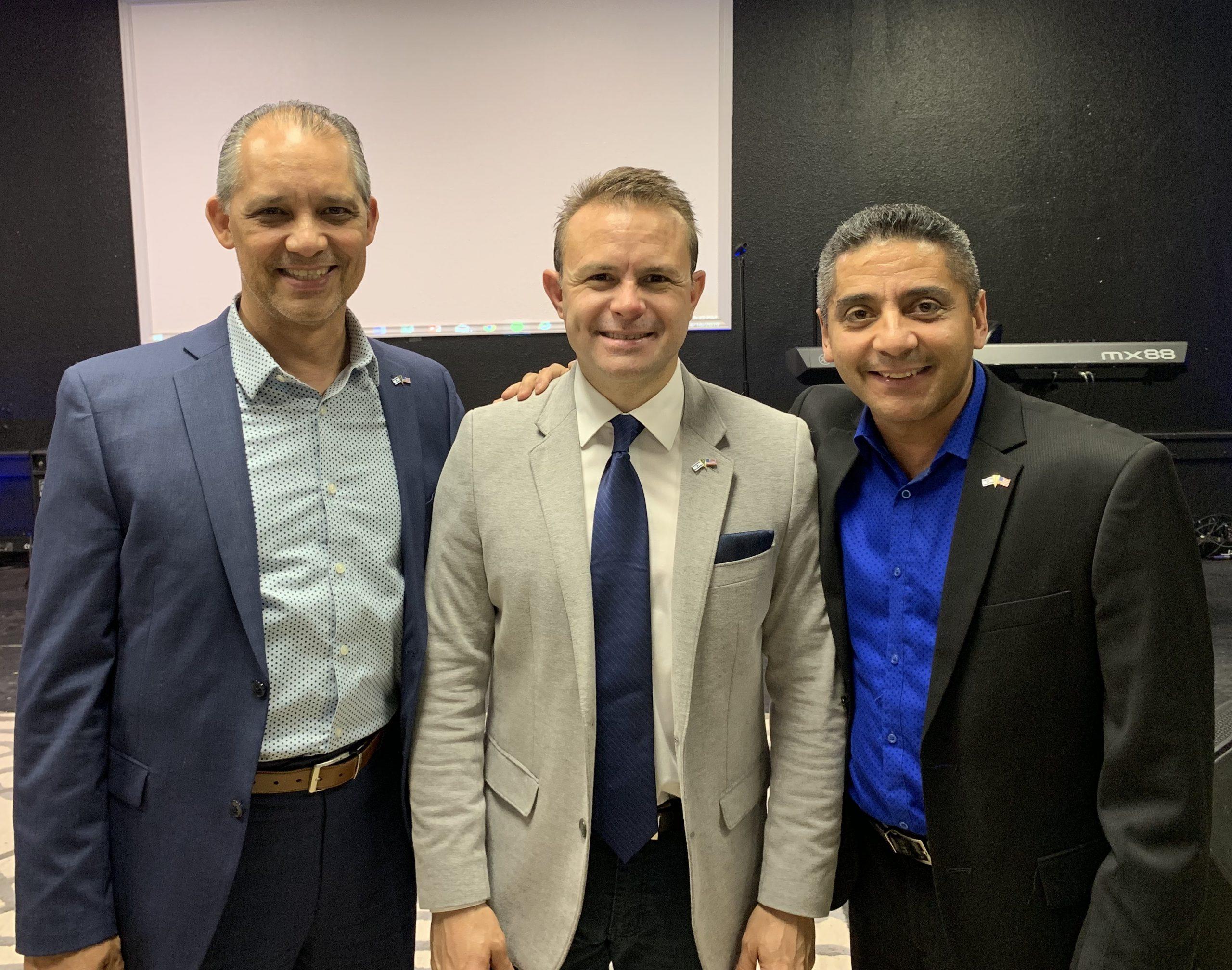 April 16 - Garland, TX - Pastor's Meeting