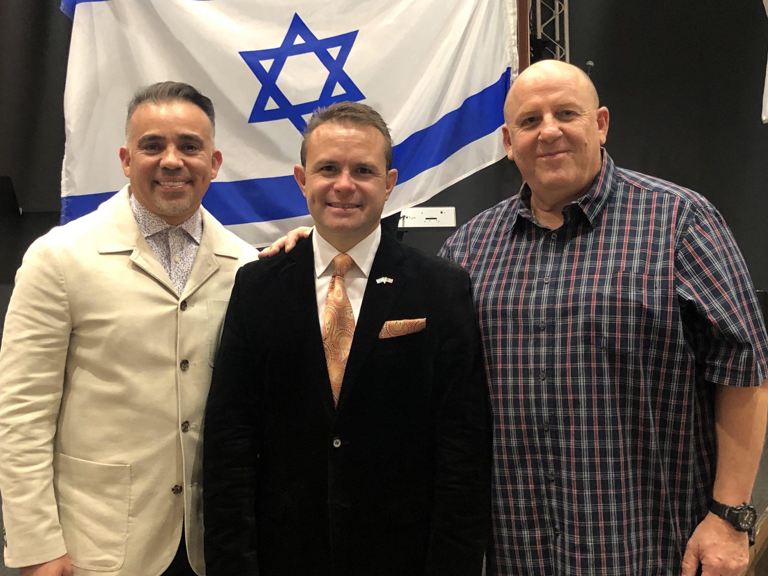 April 17 - Garland, TX - Why Israel Bilingual