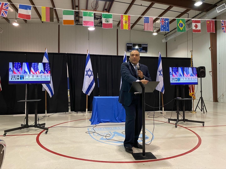 Mar 1 - Houston, TX - Bilingual Why Israel?