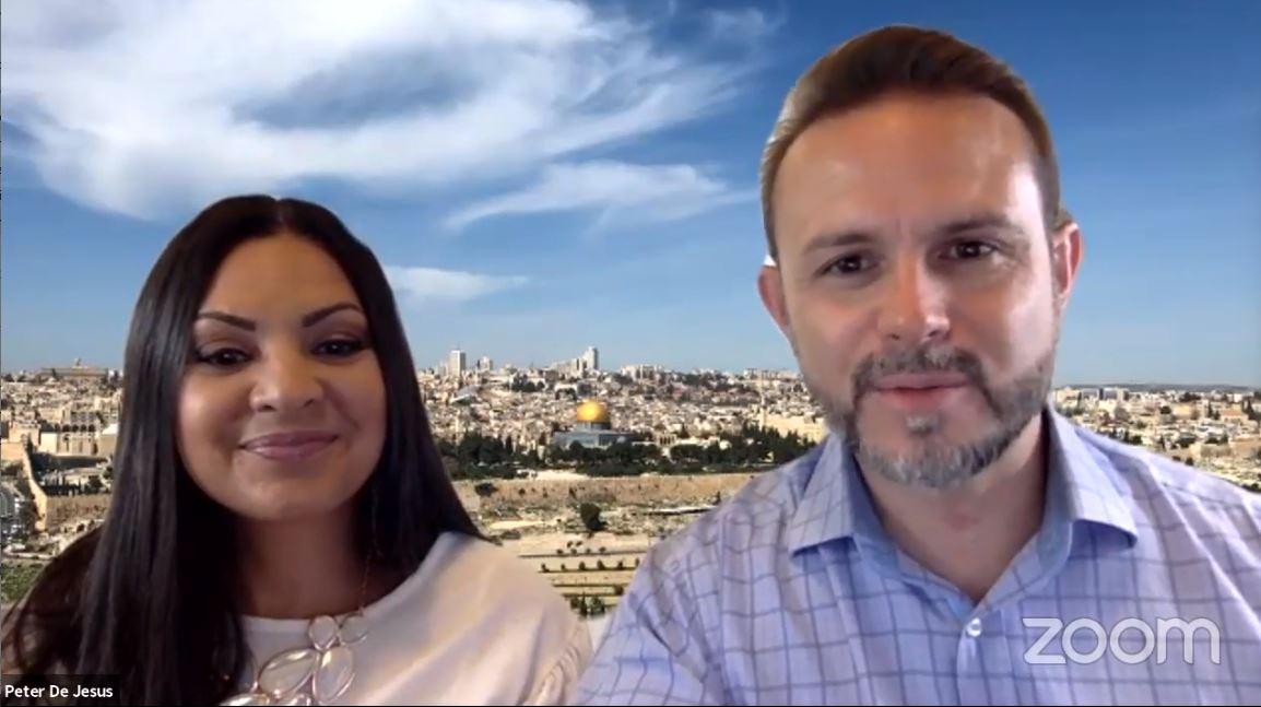 May 14 - Spanish Why Israel?