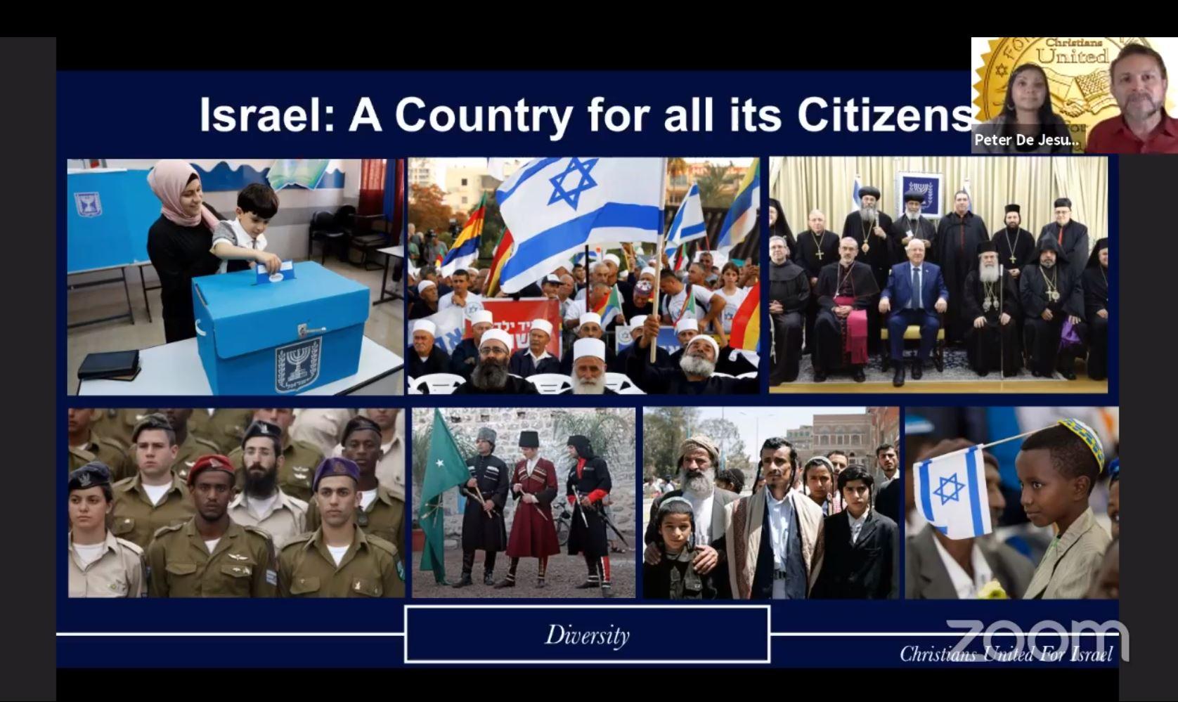 June 22 - Why Israel?