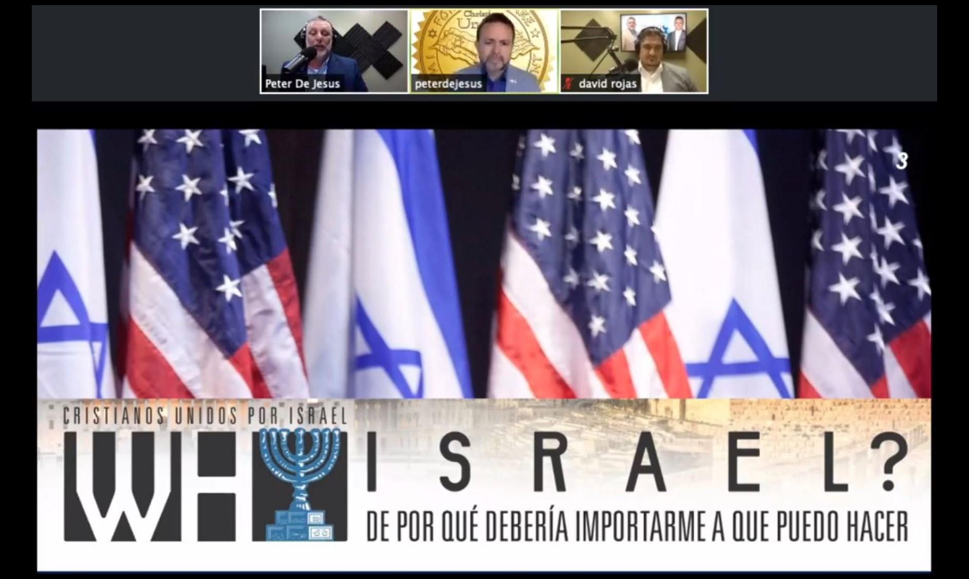 June 25 - Spanish Why Israel?