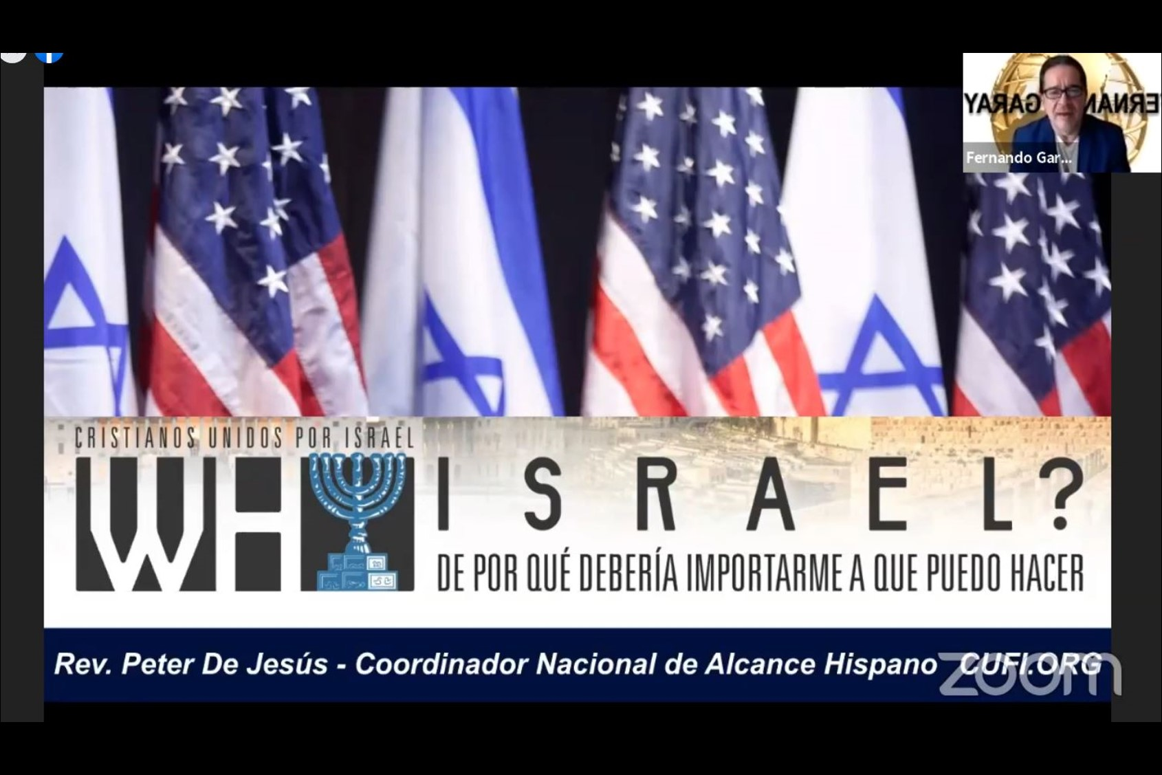 August 5 - Spanish Why Israel?