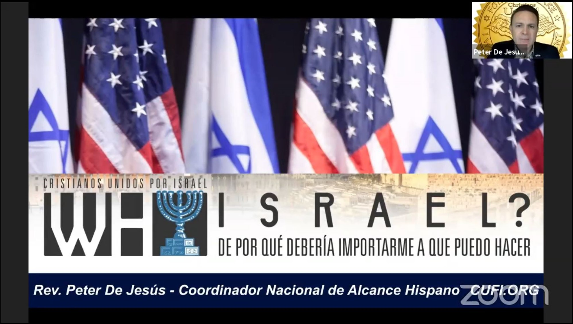 September 18 - Spanish Why Israel