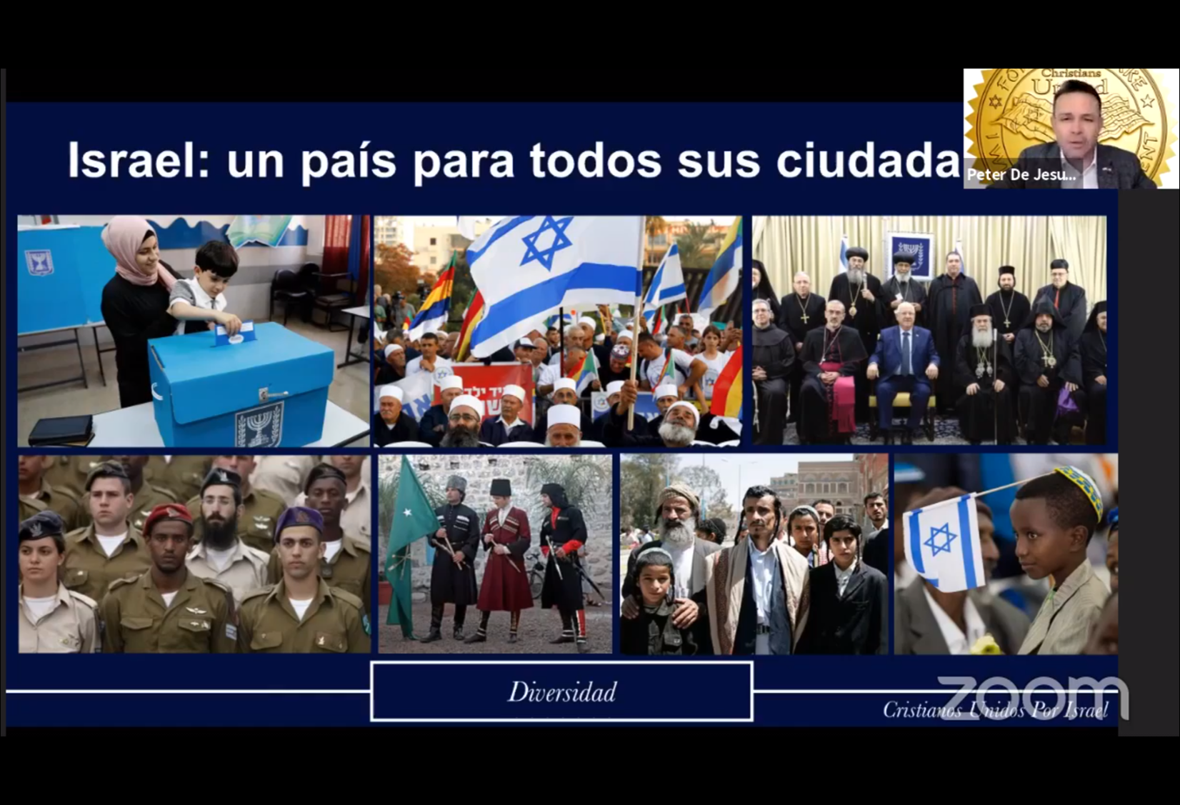 November 28 - Spanish Why Israel?