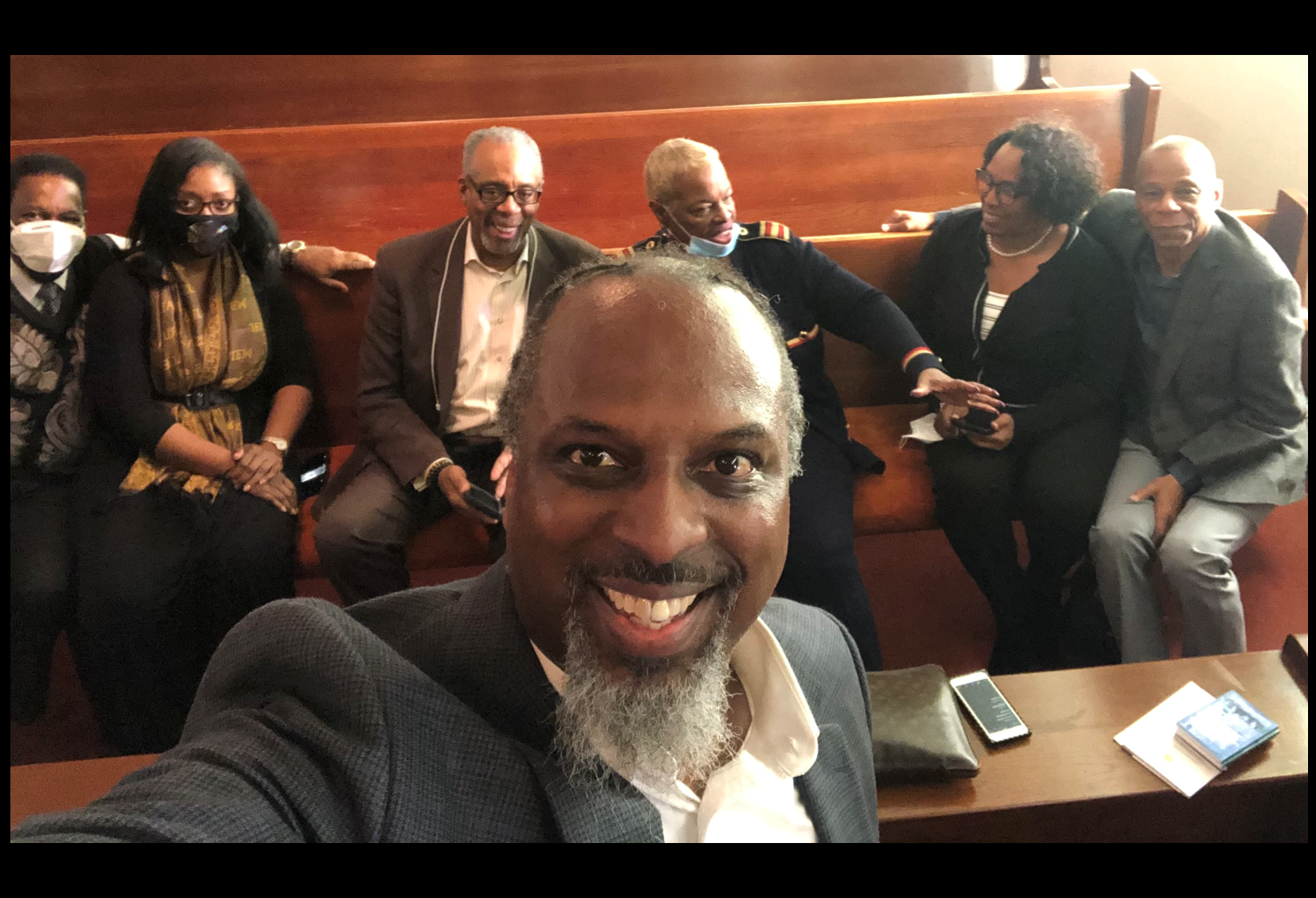 November 17 - Pastors' Meeting