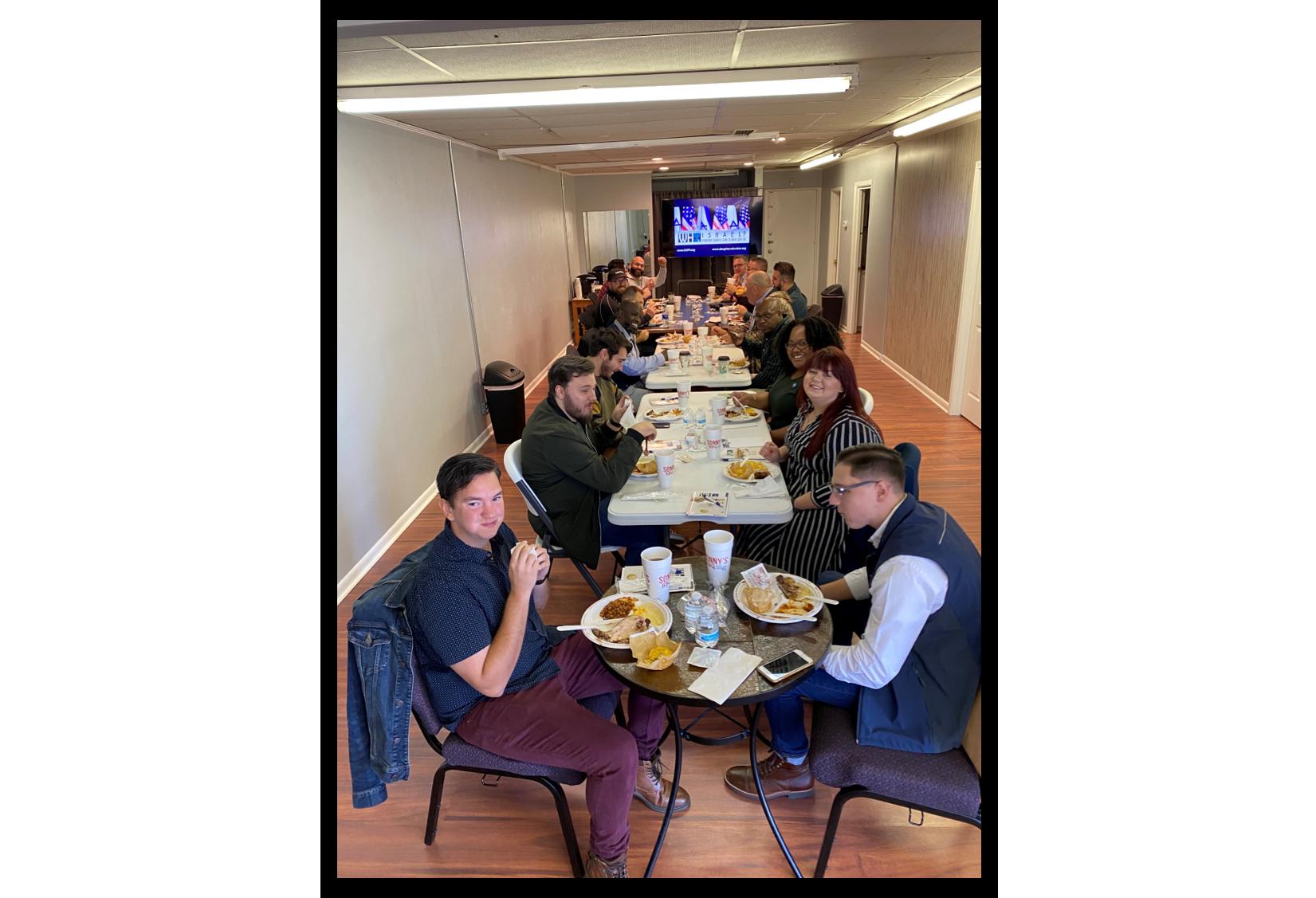 November 2 - Pastors' Meeting
